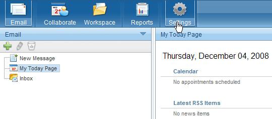email setup part 2